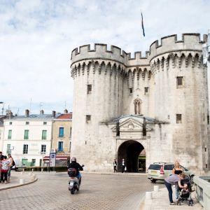 Porte Chaussée au centre-ville