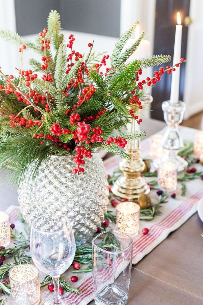 6 Original Christmas Table Centerpiece Ideas Christmas Table Centerpieces Christmas Decor Diy Cheap Christmas Centerpieces