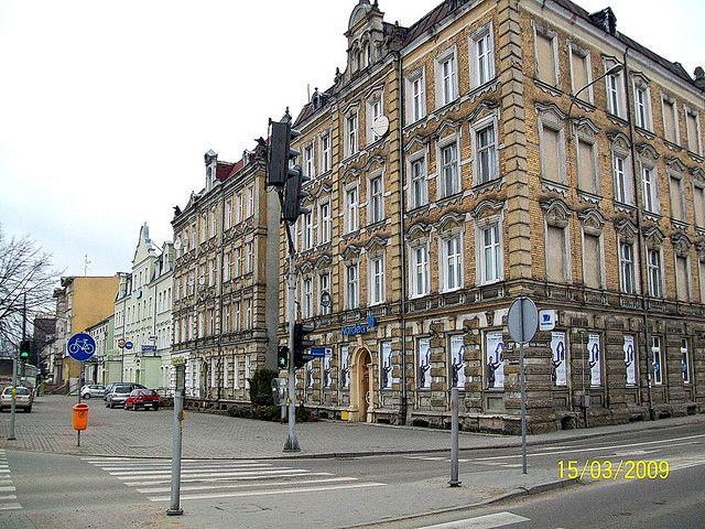 Elbląg, Grunwaldzka-Mickiewicza