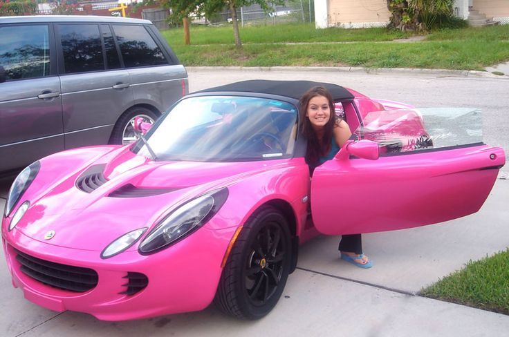 best 25 pink cars ideas on pinterest hot pink cars sexy cars and cool cars. Black Bedroom Furniture Sets. Home Design Ideas