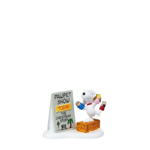 Department 56 Peanuts Village Snoopy's Christmas Decorative Accessory, 2.32-Inch >>> See this great product. (This is an affiliate link) #CollectibleFigurines