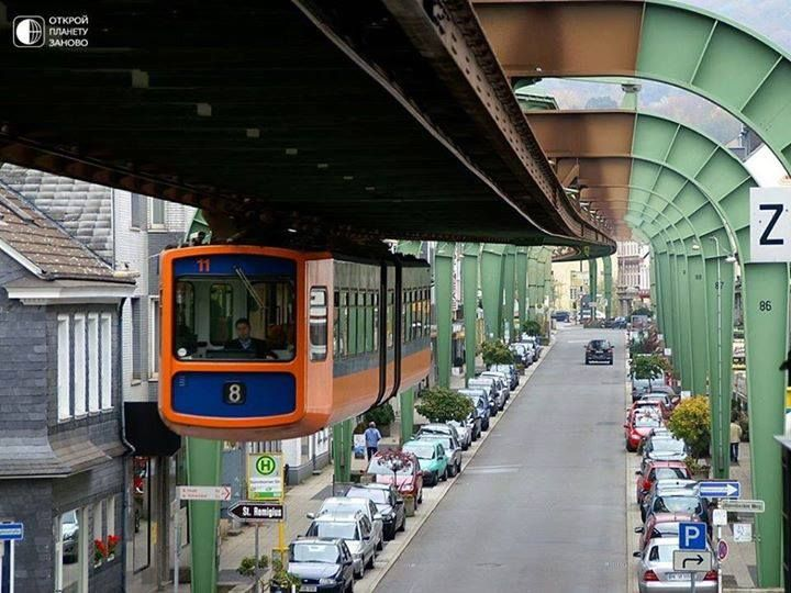 Best images about wuppertal suspension railway on