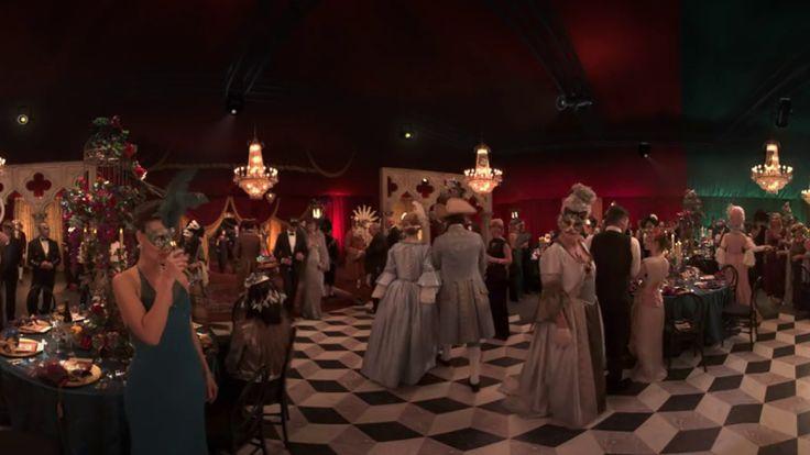 #FiftyShadesDarker: The #MasqueradeBall Love all the movie .Thankyou everyone <3