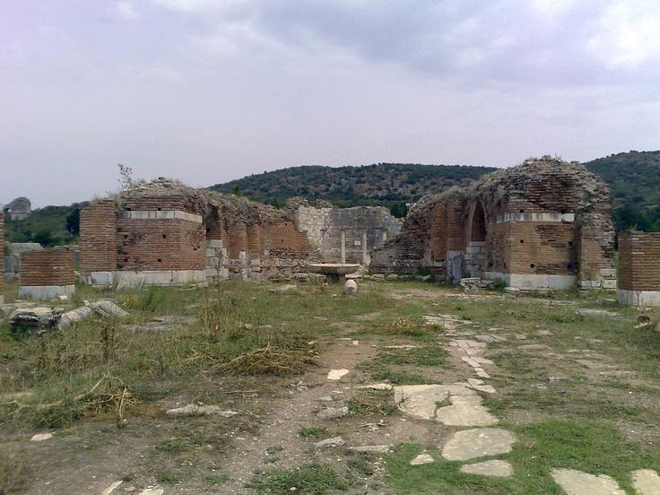 Church of Virgin Mary, Ephesus