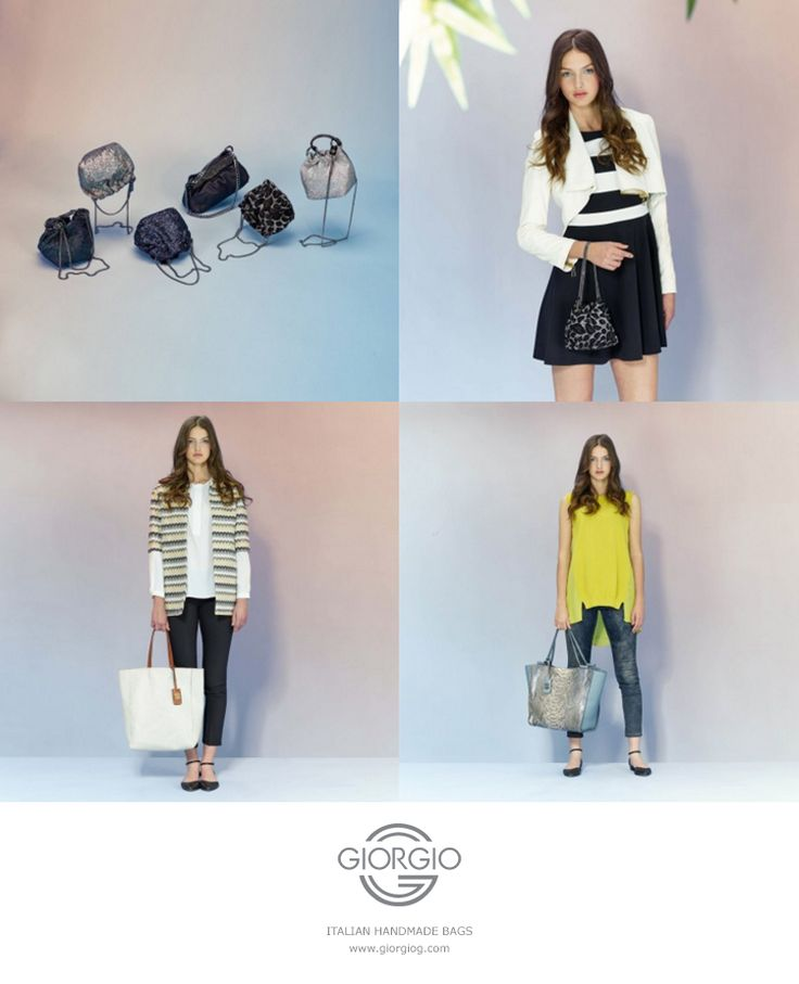 Giorgio G offers products at the height of fashion that combine dedication to quality with Italian style. Every Giorgio G is rigorously handmade in Italy, drawing on traditions that reach back generations and centuries.   #leather #handbags #handmade #style #fashion #trend2016 #2016