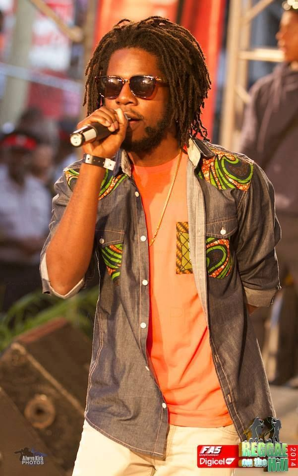 Reggae artiste - CHRONIXX
