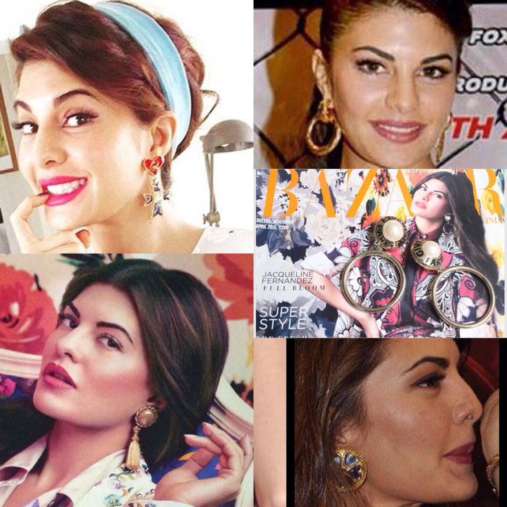 Wishing the gorgeous Jacqueline Fernandez a very Happy Birthday. Throwback to our stylish diva in Viange jewels! ❤️