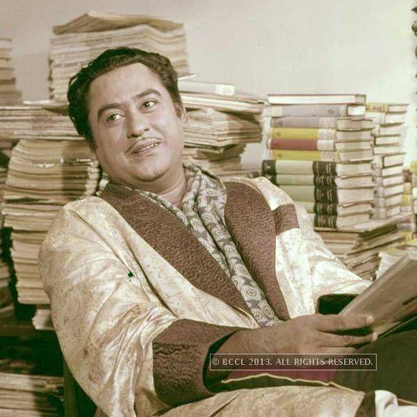 Kishore Kumar's TOI Archives - 100 Years of Indian Cinema