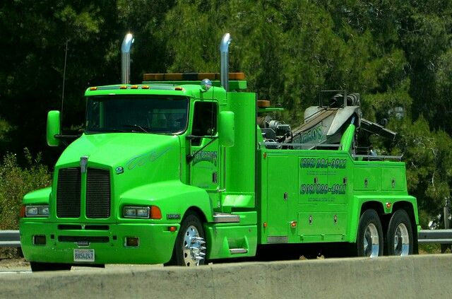 Bright | Tow Trucks and Heavy Haul | Pinterest | Limes and ...