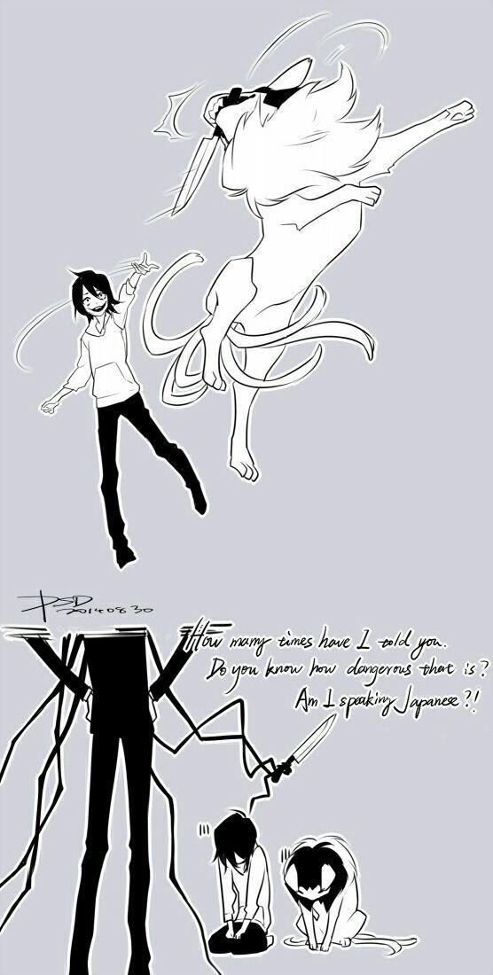 Ảnh creepypasta và truyện ngắn - Comic   Wow   Creepypasta