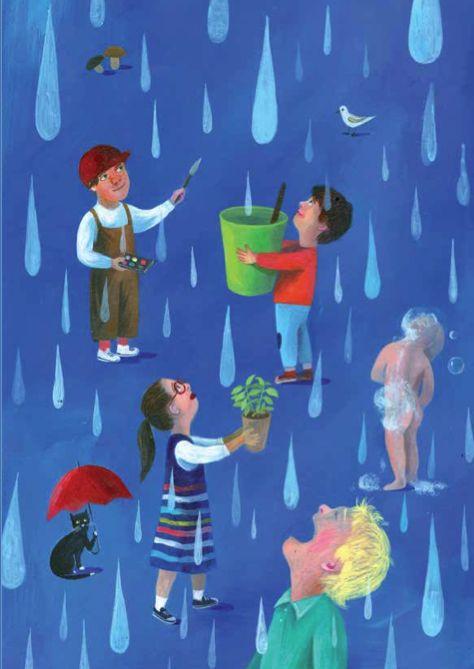 """Una questione di stato - Questo percorso è dedicato al ciclo dell'acqua, al riconoscimento delle diverse """"forme"""" dell'acqua e ai passaggi di stato. La mascotte Skizzo, che ha perso tutte le sue amiche goccioline, racconterà una nuova storia e incontrerà un nuovo personaggio, il """"Signor Scaldotuttoio""""; tanti esperimenti e un divertente gioco di ruolo accompagneranno le bambine e i bambini nel viaggio alla scoperta dell'acqua. INFO--> ragazzi.gruppohera.it"""