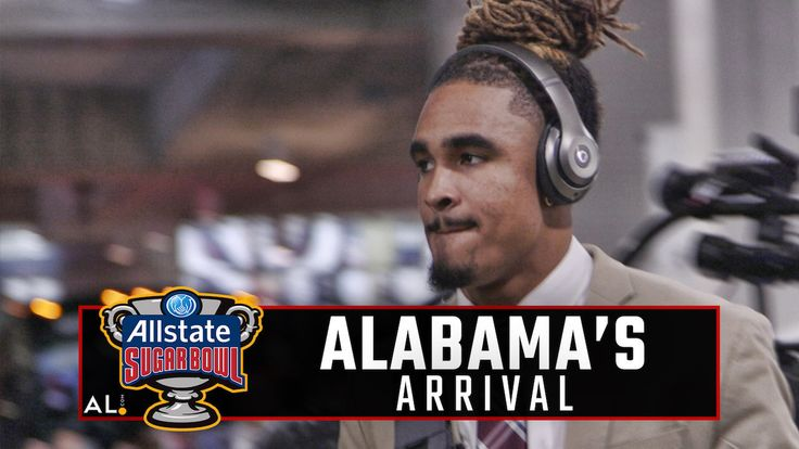 Alabama enters the Allstate Sugar Bowl as a 4-seed in the College Football Playoffs looking to shock the nation and knock off No. 1 seed Clemson. Watch as the Crimson Tide enters the Mercedes-Benz Superdome ready to avenge last...