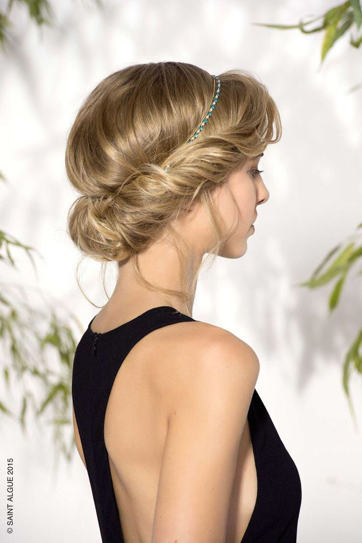1000 Ideas About Coiffure Mariage 2015 On Pinterest Wedding