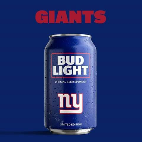 Giants beer