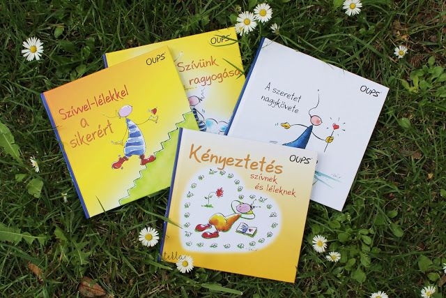 Tekla Könyvei – könyves blog: Kurt Hörtenhuber – Oups 1.-4.