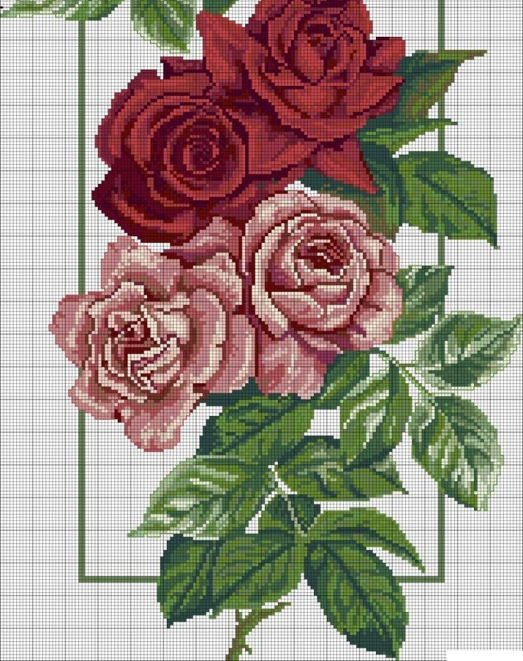roses....no key....but still beautiful xs....