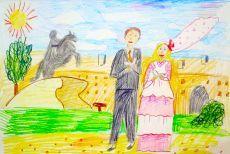 ЧТО ТАКОЕ СВАДЬБА с точки зрения детей: «Свадьба — это когда ты заходишь за девочкой, чтобы с ней погулять, и больше не возвращаешь её родителям». Ярик, 6 лет «Когда люди любят друг друга, они всё время целуются. Но потом они устают целоваться, и что им дальше делать? Тогда они женятся». Даша, 8 лет КАК ВЫБРАТЬ МУЖА ИЛИ ЖЕНУ? «Надо, чтобы она любила то же, что и ты. Например, ты любишь футбол, а жена следит, чтобы в доме всегда были чипсы и во что макать». Алик, 9 лет «Мама говорит, я…