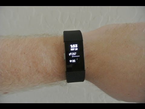 Fitbit Charge 2: How to Check Your Stats & Navigate the Display - YouTube