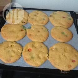 "Recipe Picture:""Subway"" Cookies"