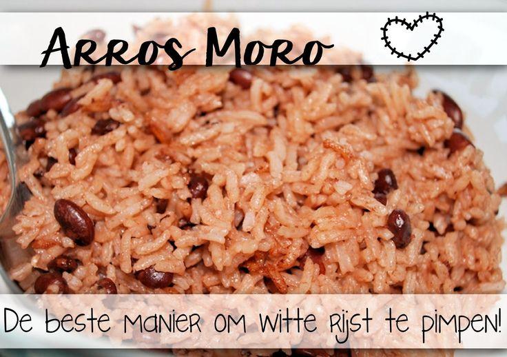 Dit is misschien wel de bekendste manier om de 'eeuwige' witte rijst een beetje op te vrolijken. De mooie, rode kidneybonen maken op een zeer gemakkelijke en goedkope manier een feestel…