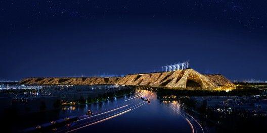 "Superbowl Project (2), Thailand ""Water City"". AMAZING: Kts Supermachine, Superbowl Reservoir, Projects Supermachin, Supermachin Architects, Projects Aim, Architecture Scrapbook, Supermachin Studios 21, Design, Superbowl Projects"