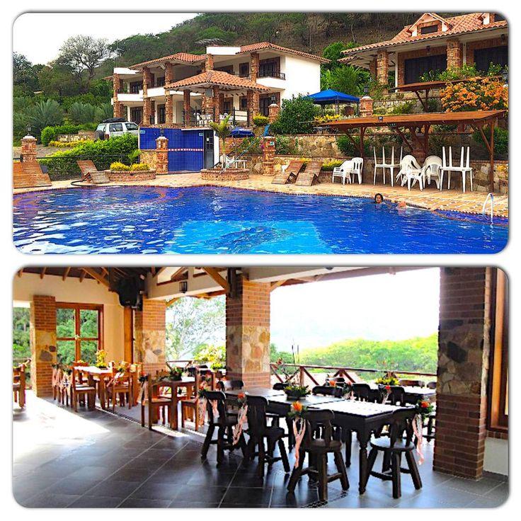 Visita #Ceylan ubicado en #Capitanejo #Santander y disfruta el mejor clima tropical con vista al río Chicamocha.