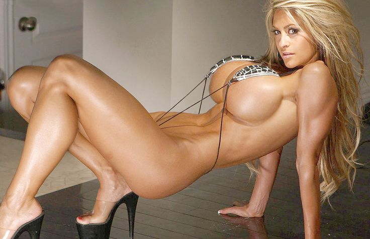 Fitness miss nude have