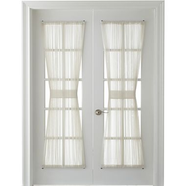 12 best window treatments images on pinterest sheet curtains window coverings and window. Black Bedroom Furniture Sets. Home Design Ideas