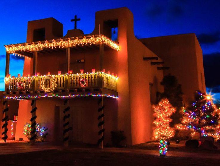 Mision y Convento, Espanola, New Mexico