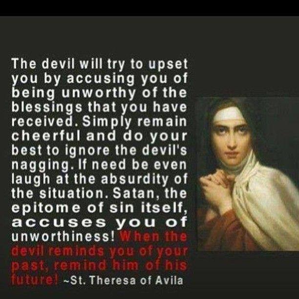 Awesome St. Teress of Avila