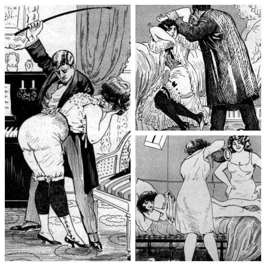 Literotica stepfather spank