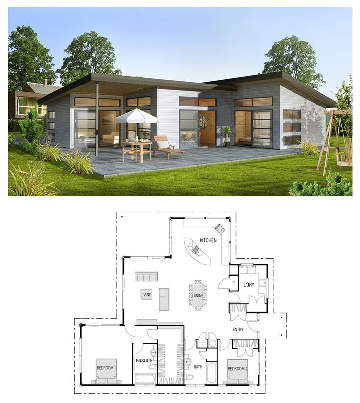 5 Micro Guest House Design Ideas: This Plan Includes My Changes. Original At The Link