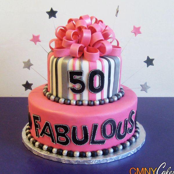 Resultado de imagen para fabulous 40 birthday party cake