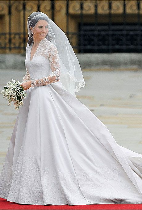 The Most Beautiful Celebrity Brides of All Time | Prince ...