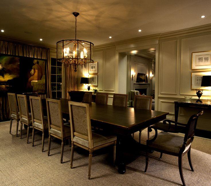 Forest Hill Home By Interior Designer Brian Gluckstein