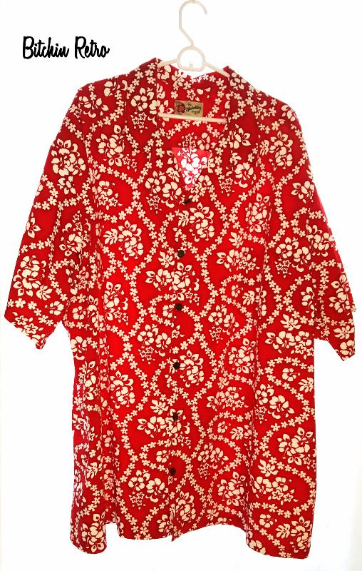 b0f81831a433 Hilo Hattie Hawaiian Shirt Short Sleeve Button Down With Pocket 5X Large  Floral  HiloHattie  Hawaiian  MensFashion  Luau