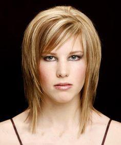 Résultat d'image pour Shag Cut pour cheveux fins