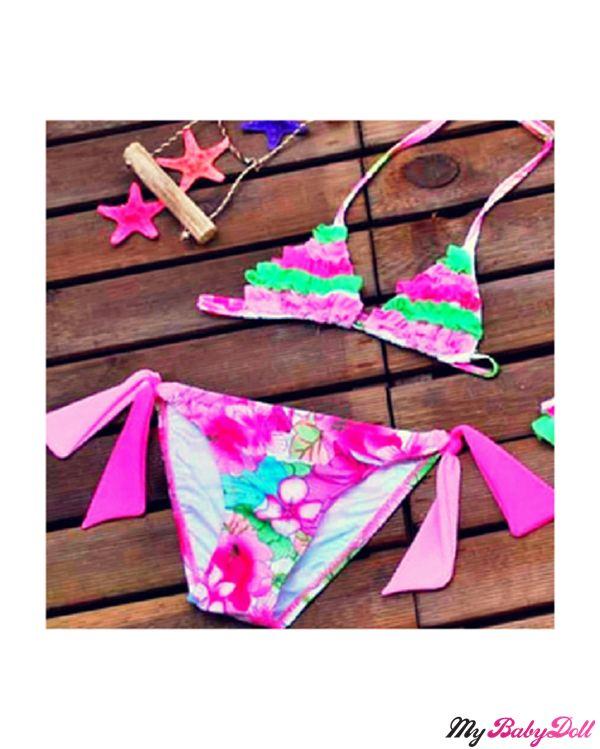 Παιδικό Μαγιώ Bikini – Hippies By Crool  Δείτε εδώ > http://mybabydoll.gr/shop/girl/paidiko-magio-bikini-hippies-by-crool-r15-612/  Παιδικό μαγιώ bikini της ελληνικής εταιρείας Crool. Ένα μαγιώ που θα λατρέψουν οι μικρές μας φίλες αλλά και οι γονείς με την άριστη ποιότητα του. Στεγνώνει εύκολα μετά την έξοδο από την θάλασσα.
