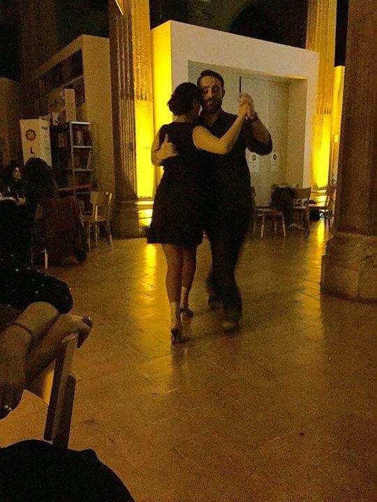 Noche de Ronda - Tango alla Rotonda della Besana | Milan