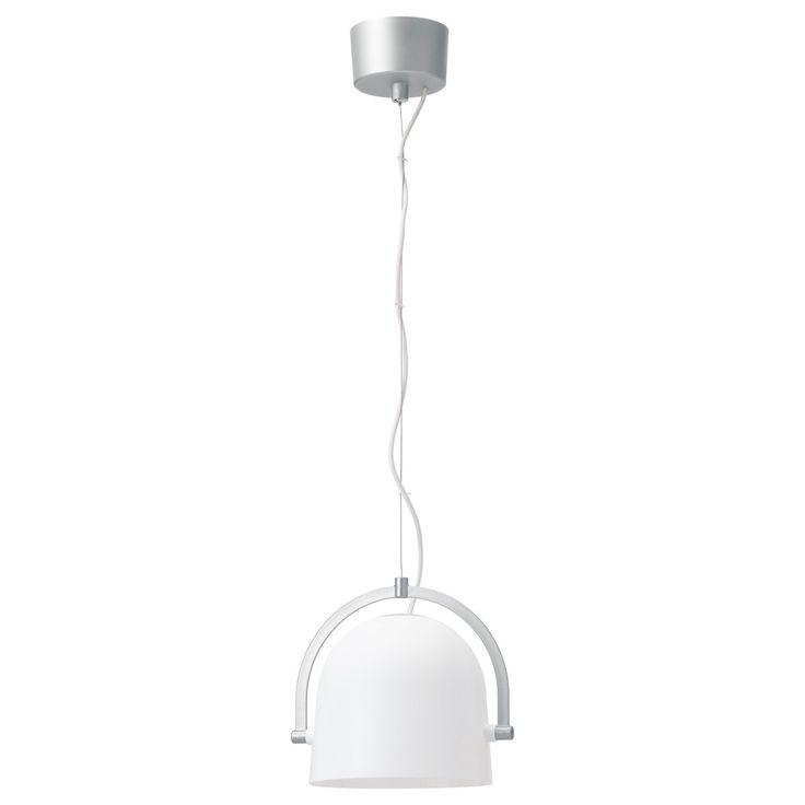 SVIRVEL, Hängeleuchte, weiß, A++   Lampen > Deckenleuchten > Deckenlampen   Weiß   Abs   IKEA