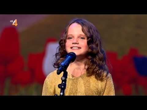 Holland's got talent- Amira Willighagen- O mio babbino caro