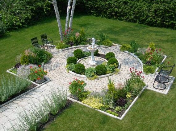 29 best images about celtic garden ideas on pinterest for Celtic garden designs