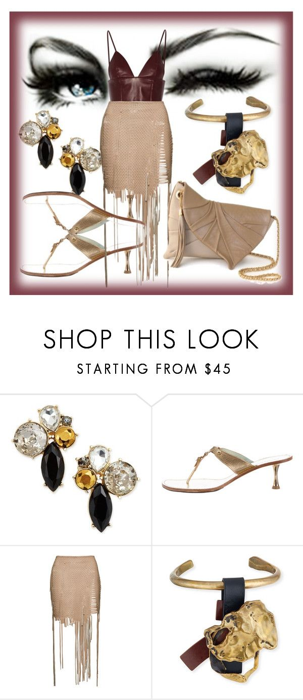 """""""posmotrim"""" by oliviaoistrach ❤ liked on Polyvore featuring ABS by Allen Schwartz, Sigerson Morrison, Magda Butrym, Tom Ford and T By Alexander Wang"""