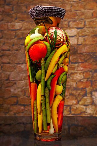 Italian kitchen decor