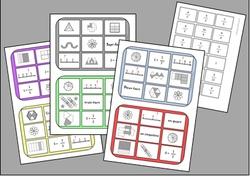 Mon bingo des fractions                                                       …