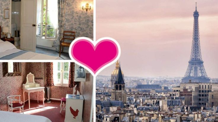 Paris är en mysig, romantisk och härlig weekendstad. Det finns massor att se och göra. Men var ska man bo? Här är min tre bästa hotell.