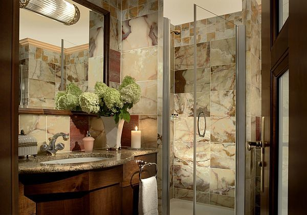 Elegant Bathrooms Designs Delectable 19 Tastefully Elegant Bathroom Designs  Luxury Bathrooms Review
