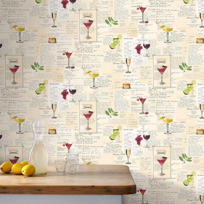 Cocktails Multicoloured