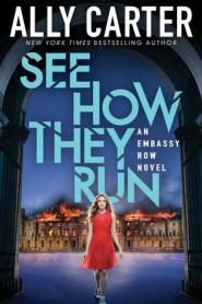 See How They Run by Ally Carter - new this week at KML