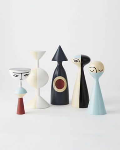 """""""Wooden Dolls by Sarah K"""""""